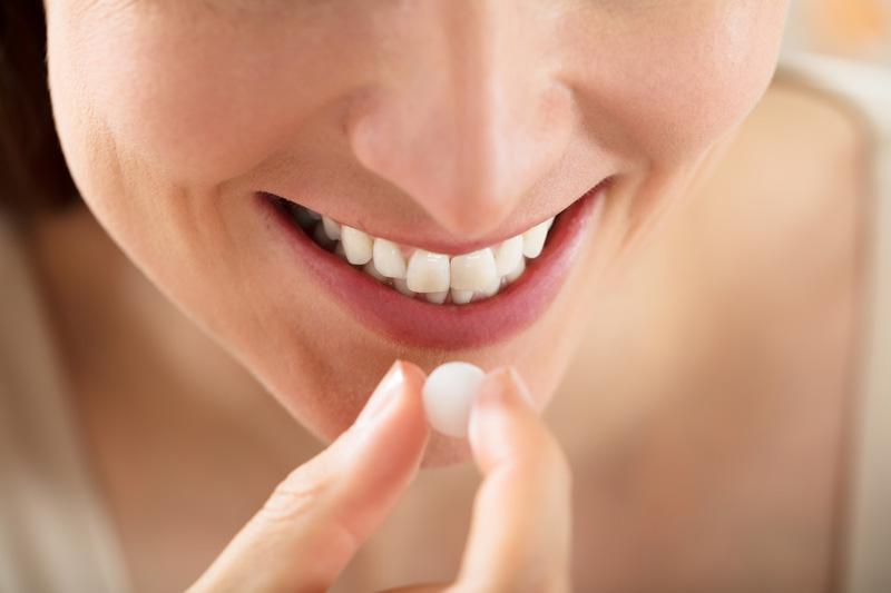 specjalne tabletki na gardło dla ciężarnych
