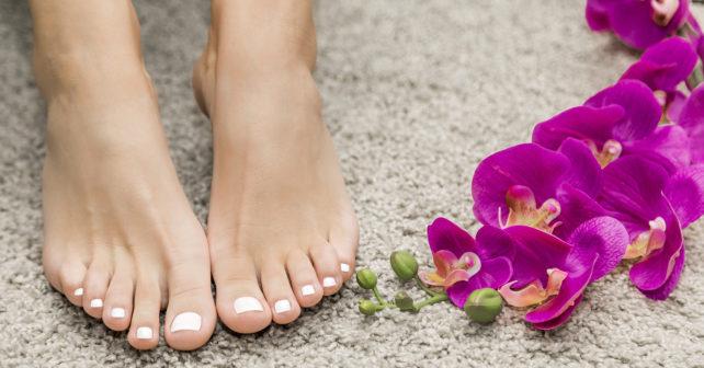 pielęgnacja nóg