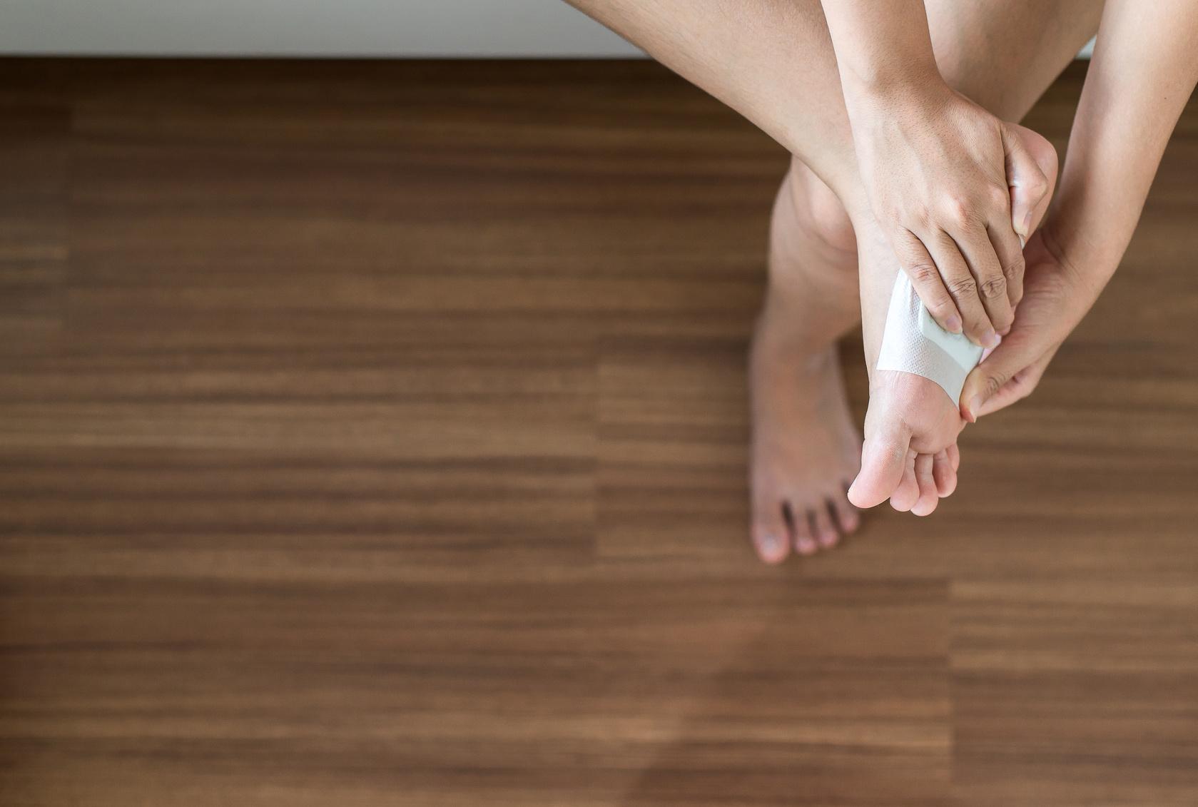 Opatrunek hydrokoloidowy na gojenie ran