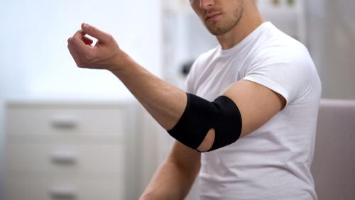 orteza na ból łokcia