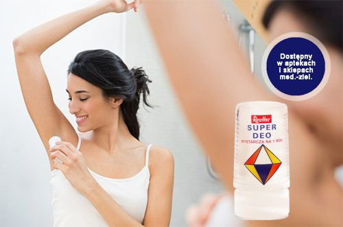 Recenzja redakcyjna. Super Deo firmy Reutter – oryginalny dezodorant do pach i stóp dla każdego